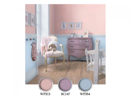 цветове-латекс-бебе-стая-момиче